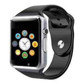 SMART WATCH SILVER W08 WITH GSM SLOT all over in pak