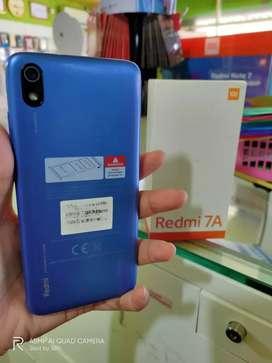 DijuaL seken Xiaomi Redmi 7A Ram 2/16 muLus pakai 4 buLan Lengkap