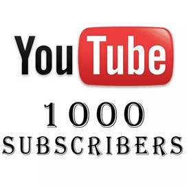 Promotion youtube views and subscribers