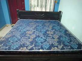 Peps King size bonnel springs bed
