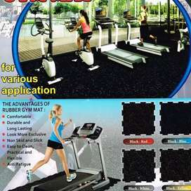 Alat fitnes karpet gym center murah