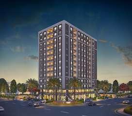 33 Lacs onwards- Luxurious flat- sale- Manjalpur- Gajanan Heights