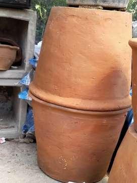 Pot Tanah Liat / Pot Gerabah