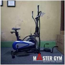 Alat Fitness Sepeda Statis - Kunjungi Toko Kami !! GYM MG#0066