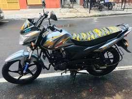 Suzuki Hayate with 60+ mileage
