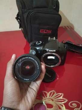 Jual murah Kamera Dslr Canon eos 1100d kit 18-55mm