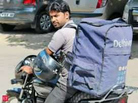 Delivery Boys for Hyderabad