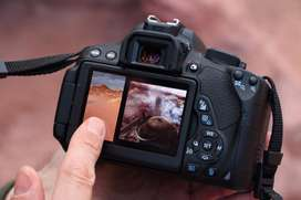 Canon 700D = LAYAR & Zoom bisa di-putar + CUBIT Style ^Android