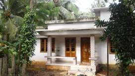 Fully Constructed 1050 Sq. Ft./ 8.5 Cents House at Vaniamkulam