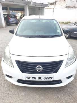 Nissan Sunny XV, 2013, Petrol