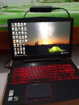 Laptop games Lenovo Legion Y520
