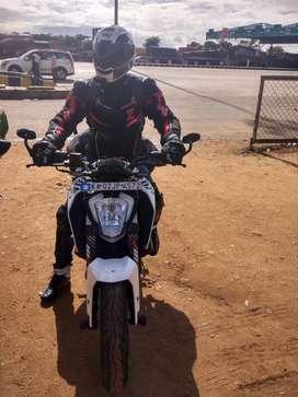 My KTM 250 duke