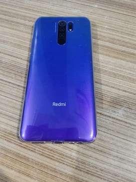 Redmi 9 Prime space blue 4GB /64GB