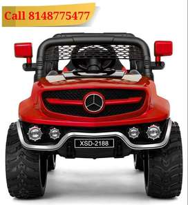 Battery Operated Kids Car - Benz Model Jeep