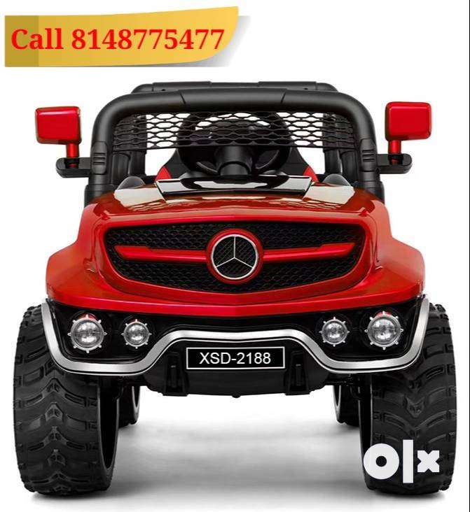 Battery Operated Kids Car - Benz Model Jeep 0