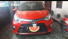 Toyota Calya 2019 KM rendah