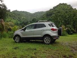 Ford Ecosport 1.5 Titanium Diesel (Semi-Automatic)