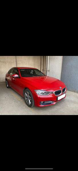 BMW 3 Series 2013 Diesel Well Maintained.