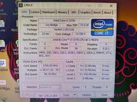 PC BEKAS SECOND i7 3770 340Ghz AMD 7850 2GB RAM 8GB HDD 1TB WIN 10 PRO