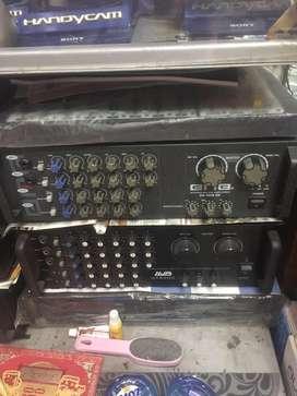 Mixer amplifier bmb tipe da 1600 se garansi huper yamaha jbl soundgres