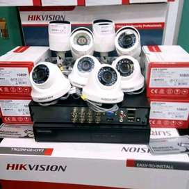 cctv  hikvision 2mp 1080P pull hd""