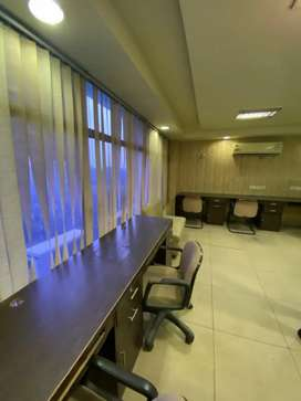 350 sq feet fully furnished office space for lease at pakhowal road.