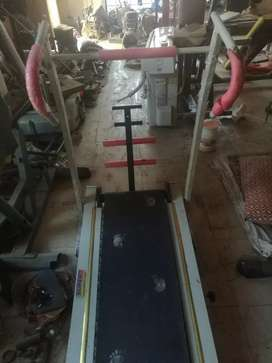 Treadmill machine gym