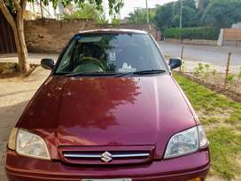 Suzuki Cultus 2007 genuine condition