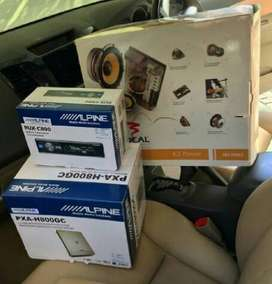 doubledin singledin head unit tape mobil peredam suara paketan audio