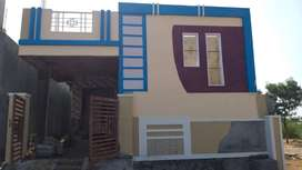 NEW INDEPENDENT HOUSE AT CHENGICHERLLA 133 SQ YDS EAST FACING