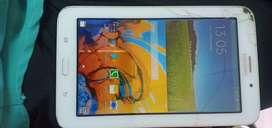 Dijual Tablet Samsung type Galaxy tab 3 V Ram 1.5GB internal 8GB.