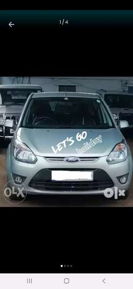 Ford figo for rental in vijayawada
