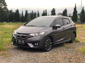 Km55rb - Jazz RS CVT matic 2016 Facelift Audio Floating