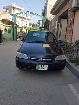 Suzuki cultus VXR , family used car , Ac CNG active