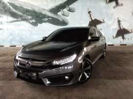 Honda Civic 1.5 Turbo ES Sedan AT 2016 TERMURAH
