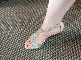 Sendal high heel