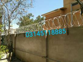 =Khawaja'S Expert installer team of Razor Wire and Chainlink Fence