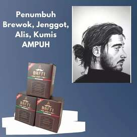 Cash on delivery penumbuh jambang