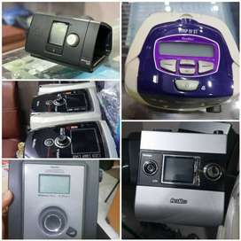Bipap and cpap machine