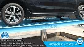 Hidrolik cuci mobil tipe H long paling kuat dan bergaransi