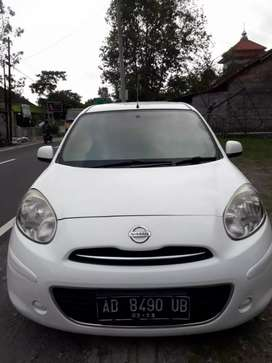 Nissan March Automatic Th 2011 Plat AD mulus