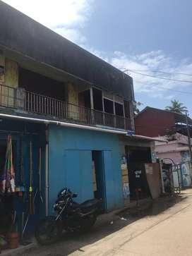 Shop for rent - kazhakuttam Junction- Market road
