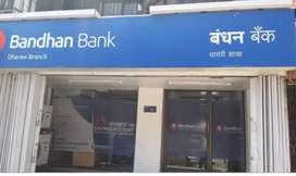 Bandhan bank  recruitments for patna zone.