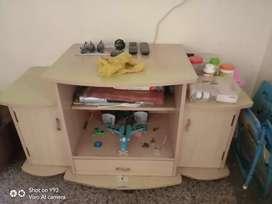 Tv unit table