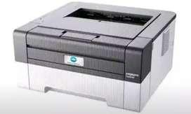 Printer Laserjet Monochrome A4 Konica Minolta Pagepro 1500W Murah