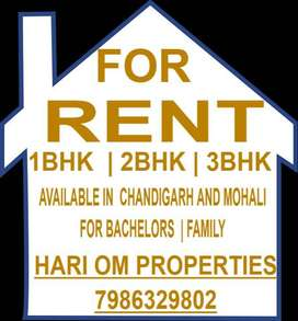 Available for rent - 1BHK- 2 BHK -3 Bhk - Starting from 7500/-