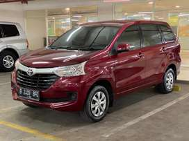 Dijual Toyota avanza e manual 2015