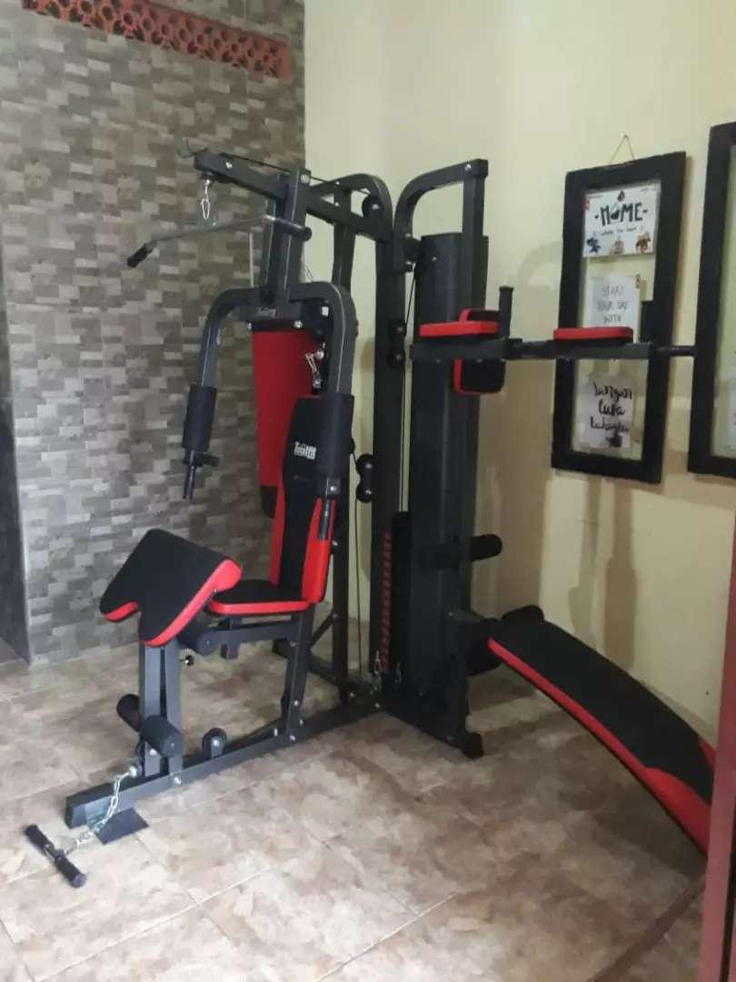 Promo...home gym 3 sisi samsak new