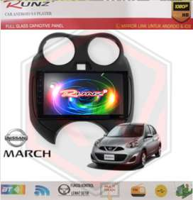 RUNZ 9in OEM MARCH 2010+frame