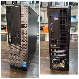 DELL Optiplex CPU - i5 4th Generation - 8 Gb Ram - 500 Gb Hard Disk